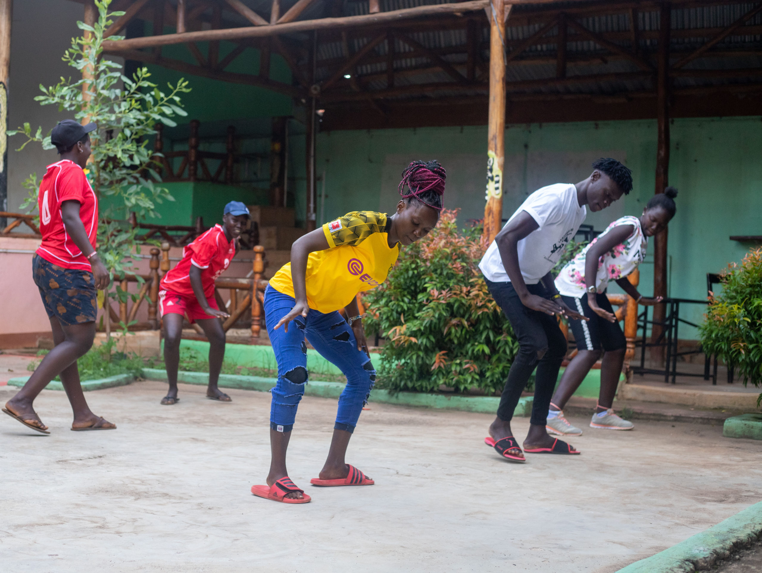 LEATHER BEAM DANCERS: A Silver Lining In Gulu's Entertainment Scene
